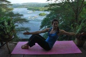 Yoga for/and Kayaking