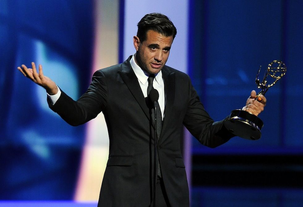 Bobby Cannavale per Boardwalk Empire. (Chris Pizzello/Invision/AP)