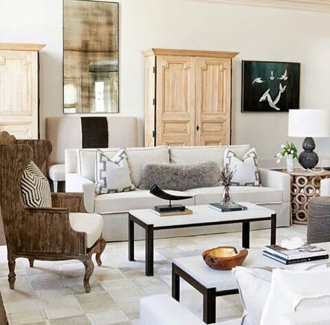 Sophisticated living Room Home decor Pinterest Sophisticated