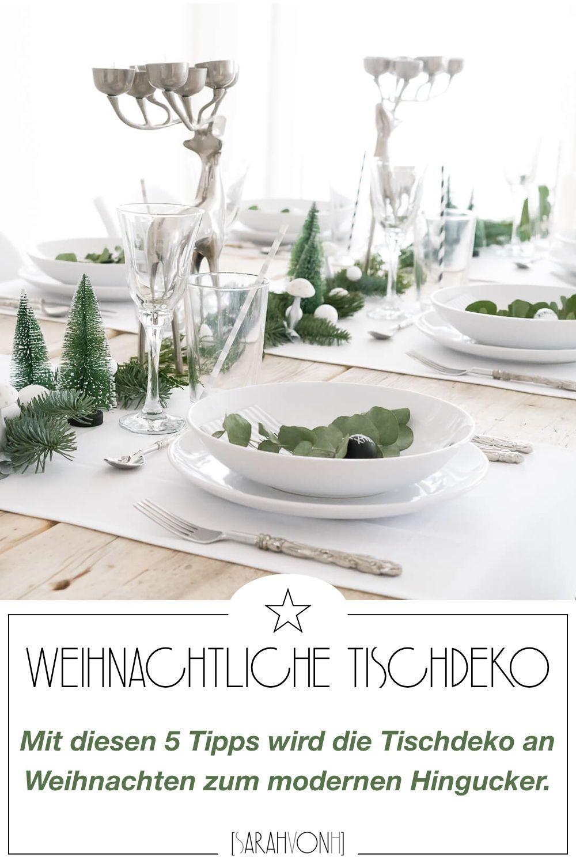 Minimalistische Tischdeko Fur Weihnachten Tischdeko Weihnachten Minimalistisch Weihnachten Tischdekoration Weihnachten