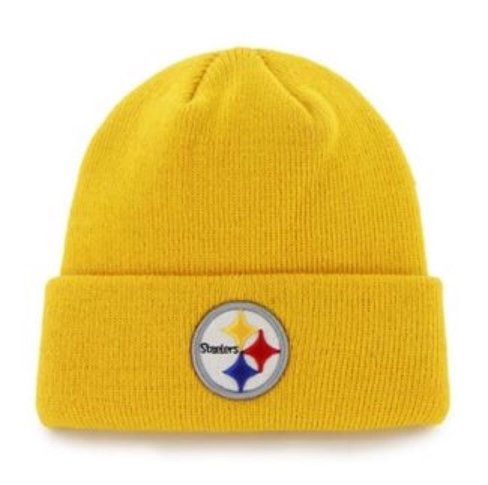 huge discount 3b0bf 4460d Pittsburgh Steelers NFL Beanie  PittsburghSteelers
