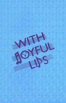 With Joyful Lips (Hymnal) Rs 80 | DEVOTIONAL BOOKS