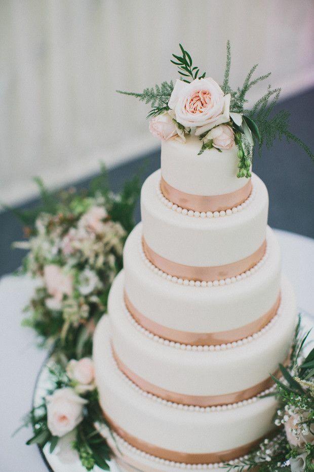 Roses & Ribbons: Rachel + Chris\' Tullyveery House Wedding | Pink ...