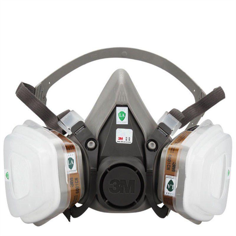 3m respirator mask spray paint