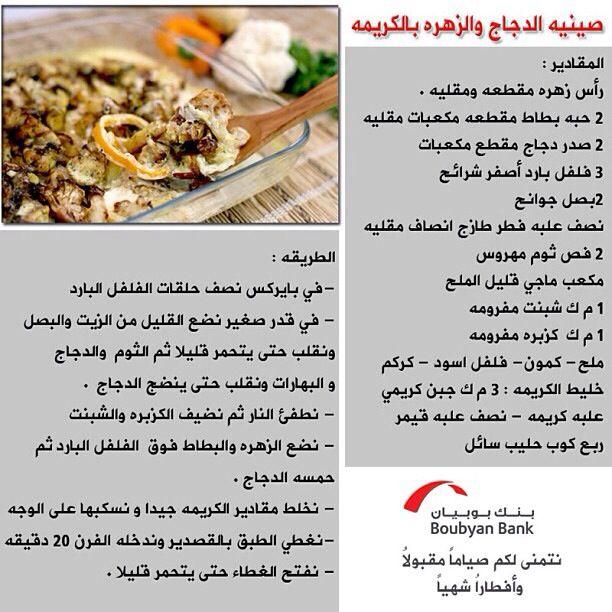 وصفات Recipes Food Ale