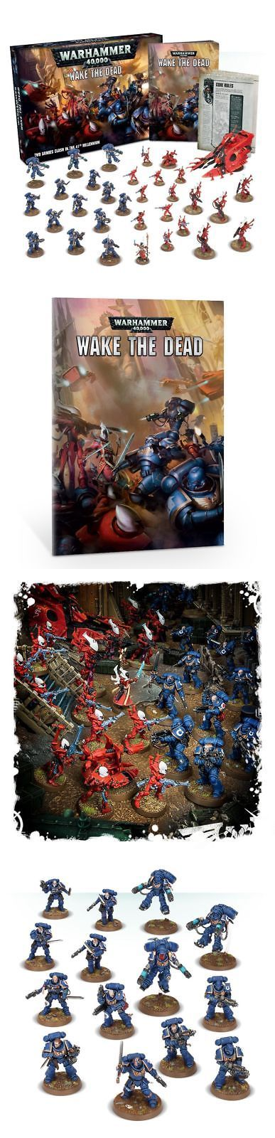 40k Starter Sets 183472 Warhammer 40k Wake The Dead Box