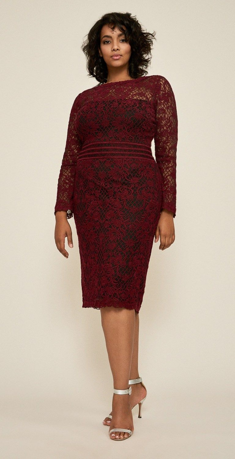 I Like How This Is Fitted At The Waist But Underneath May Make My Belly Look Bigg Plus Size Wedding Guest Dresses Fall Wedding Guest Dress Wedding Guest Dress [ 1497 x 768 Pixel ]