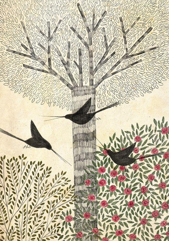 GIULIA TOMAI - Illo Zoo - the illustration agency