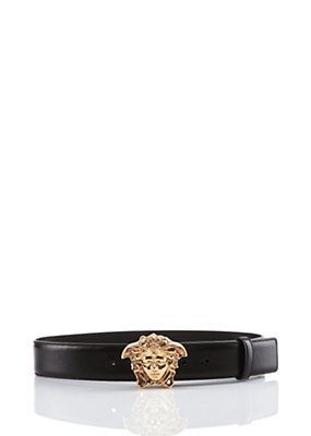 Versace - Belt with Medusa Head Buckle   Street Life fashion ... 60bbea347a