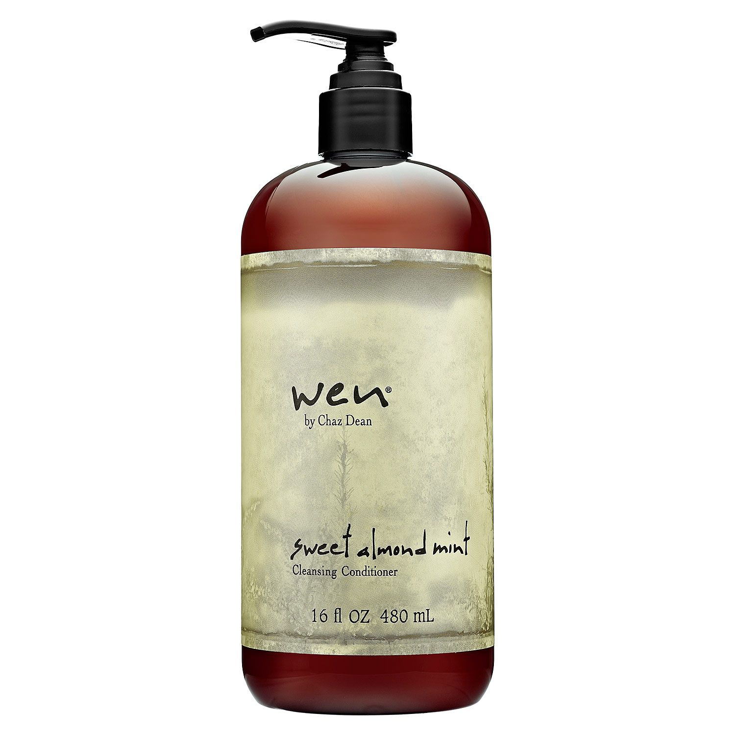 Wen by Chaz Dean Sweet Almond Mint Cleansing Conditioner, $32; sephora.com - Photo: Courtesy of Sephora