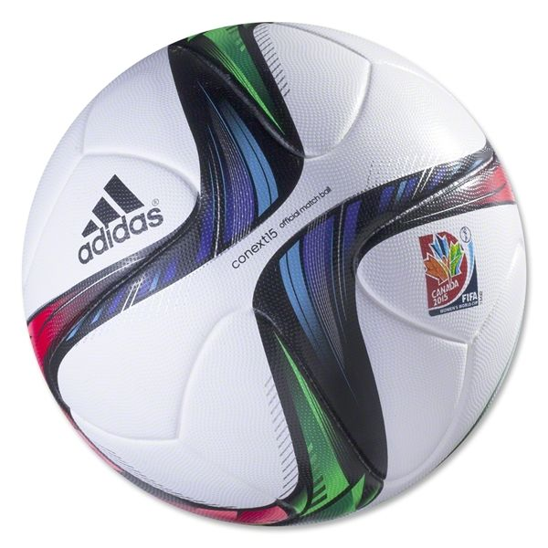 Adidas Conext15 Fifa Women S World Cup Official Match Soccer Ball Worldsoccers Fifa Women S World Cup Soccer World Soccer Shop