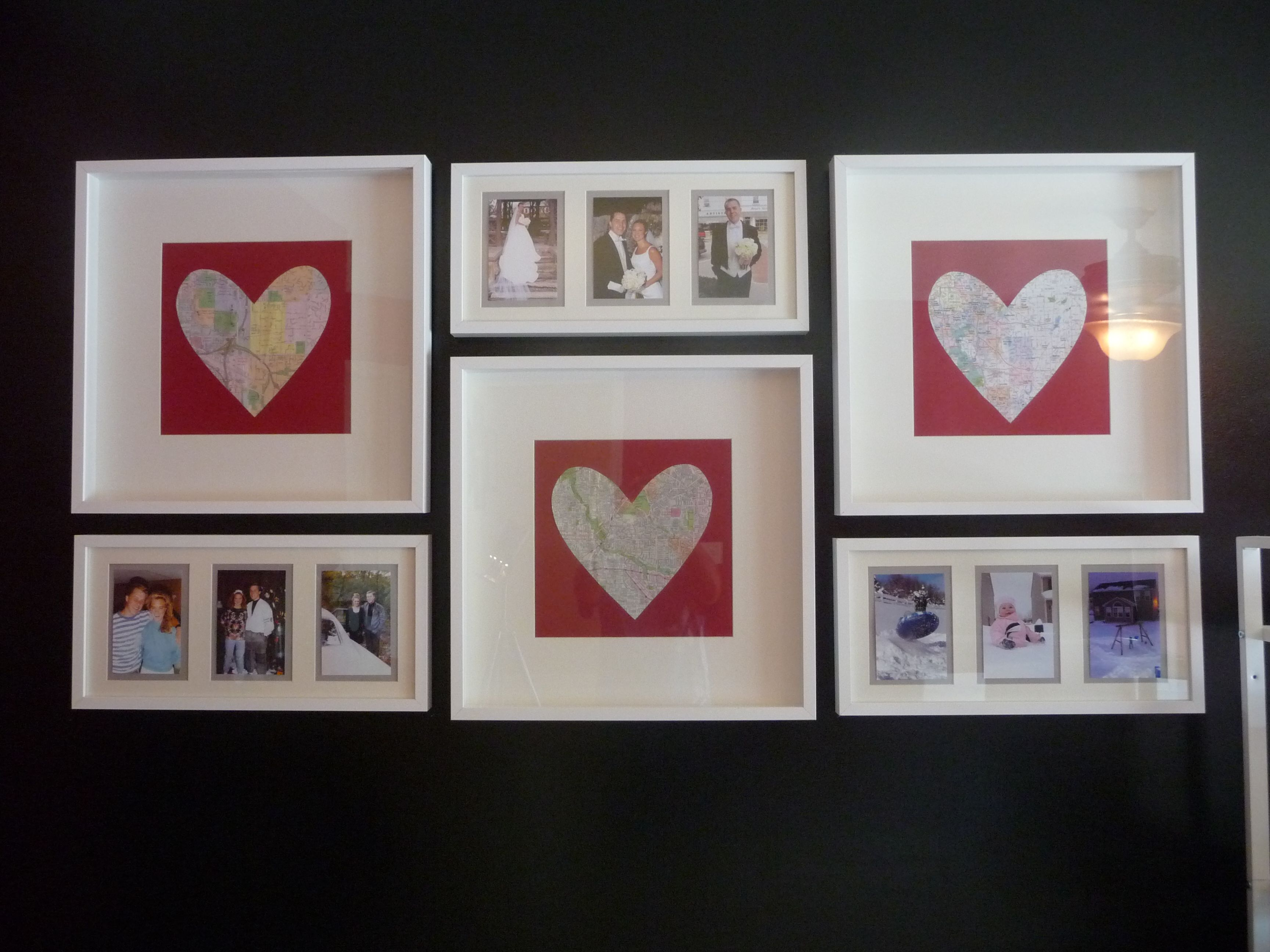 Cadre multi photo ikea free best sellers with cadre multi for Collage de cadre ikea