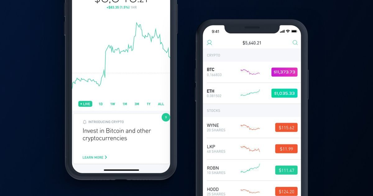 day trade cryptocurrency app
