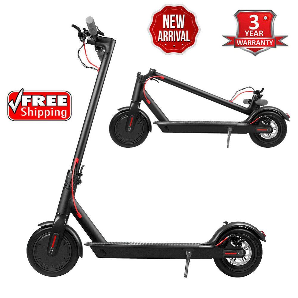 Advertisement Ebay Electric Folding Scooter Ultralight E Scooter