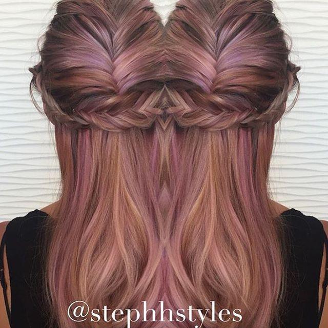 Stephanie Hodges | Hairstylist @stephhstyles Instagram photos | Websta