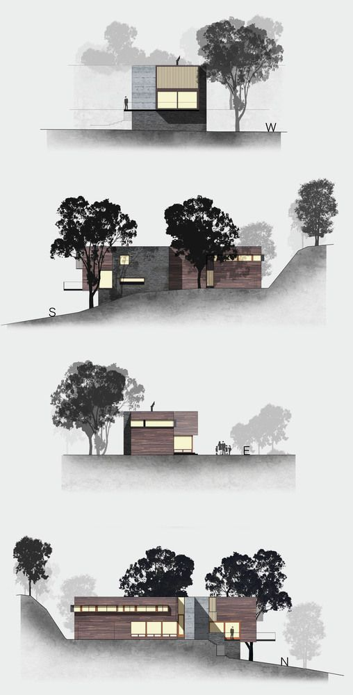 Invermay House / Moloney Architects  - RÜYA ÖZTÜRK - #Architects #HOUSE #Invermay #Moloney #Öztürk #RÜYA - Invermay House / Moloney Architects  - RÜYA ÖZTÜRK #architekturdiagramme