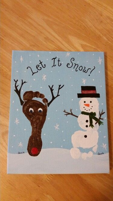 Photo of How to Make Super Easy Christmas Crafts for Toddlers – Snowman Cards
