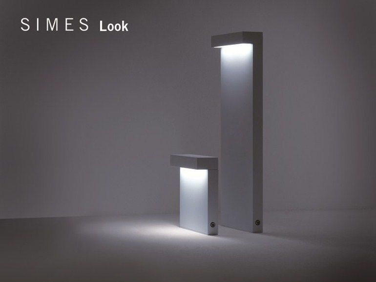 Led Bollard Light Look Collection By Simes Bollard Lighting Eclectic Lighting Light