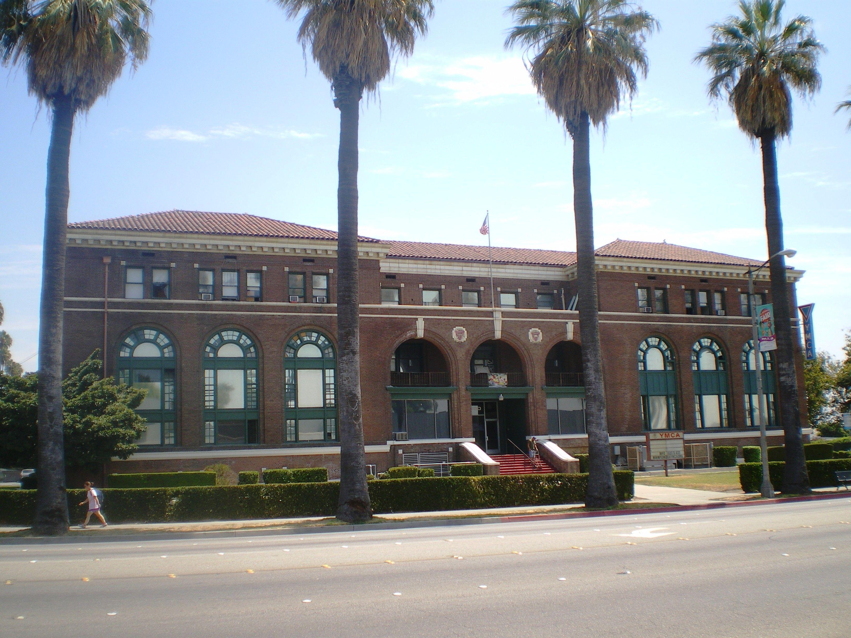 Https Upload Wikimedia Org Wikipedia Commons 3 3a Pomona Ymca Building Jpg Pomona Pomona California National Register Of Historic Places
