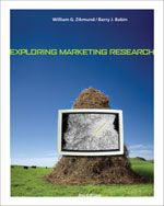 Click Image Above To Buy: Exploring Marketing Research, 9th Edition