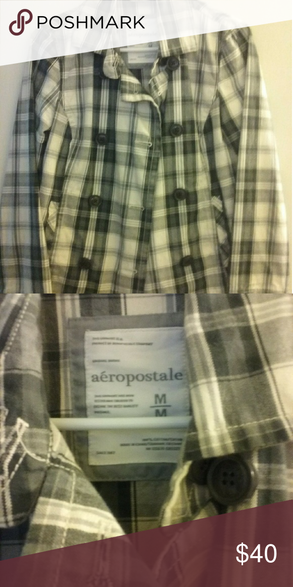 Aero Jacket Never worn, adorable jacket that is perfect for Fall. Aeropostale Jackets & Coats Pea Coats