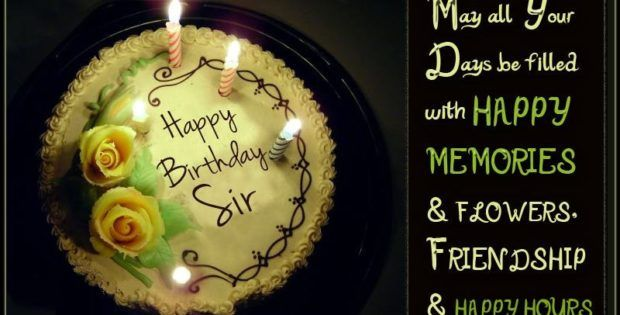 Happy Birthday Wishes For Boss Messages And Quotes