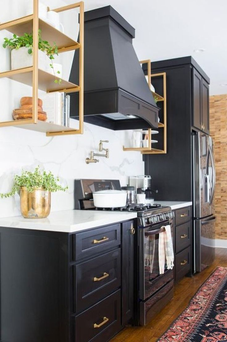 45 Modern Kitchen Design Ideas That Use Unconventional Geometry New 2019 Page 15 Of 45 Kitchen Organizing Design Home Interior