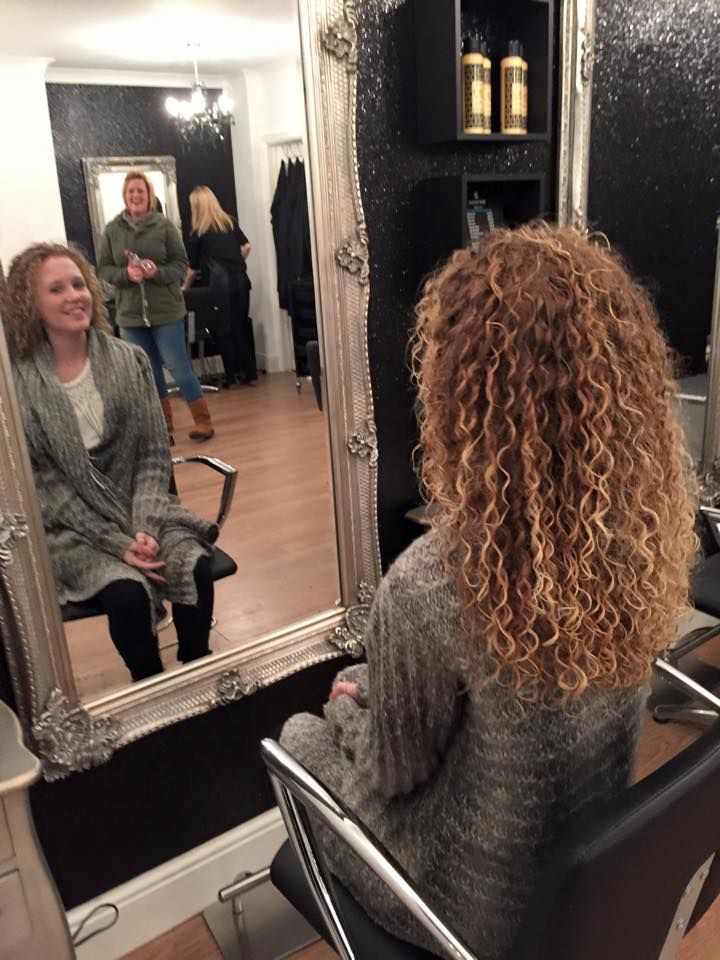 Spiral Perm Gorgeous Results Permed Hairstyles Long
