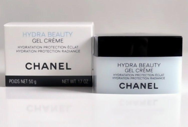 Chanel Hydra Beauty Gel Cream Hydration Protection Radiance 50g New Chanel Chanel Hydra Beauty Chanel Hydra Beauty Creme Chanel Creme