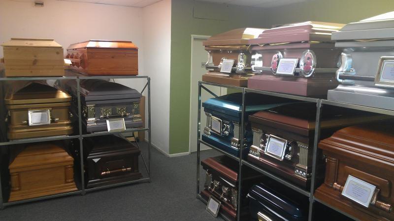Massey's Casket Showroom Home Funeraria