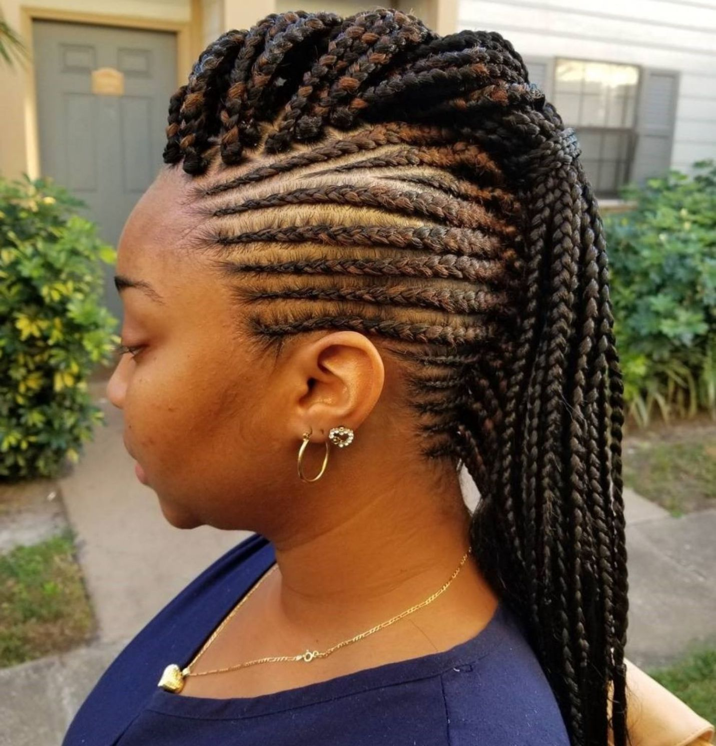 Best Black Braided Hairstyles That Turn Heads in ME