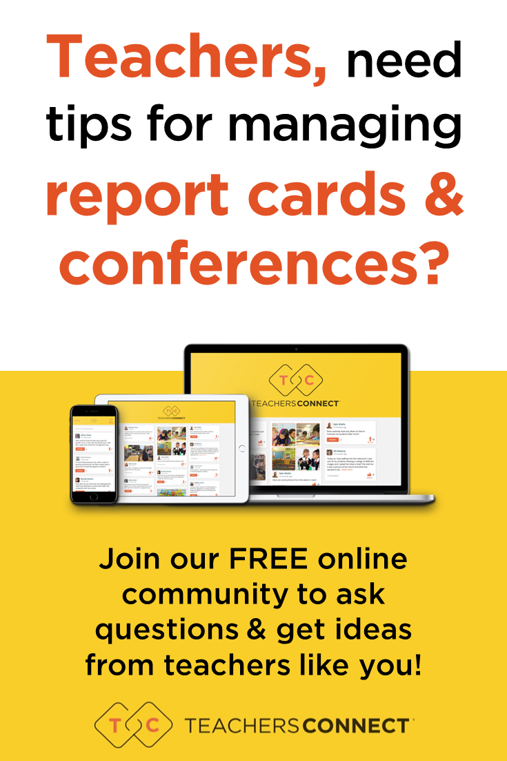 Find tips for effective report card comments and parent