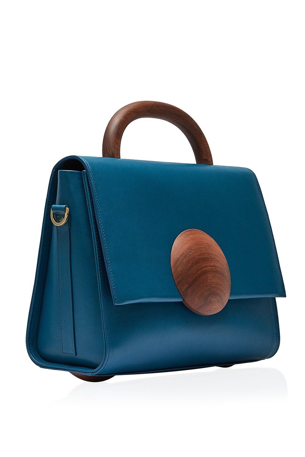 e9bf0d8f8d97 Tussaud Wood Bag in Blue