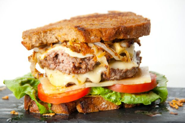 "Burger ""Der Gsiburger"""