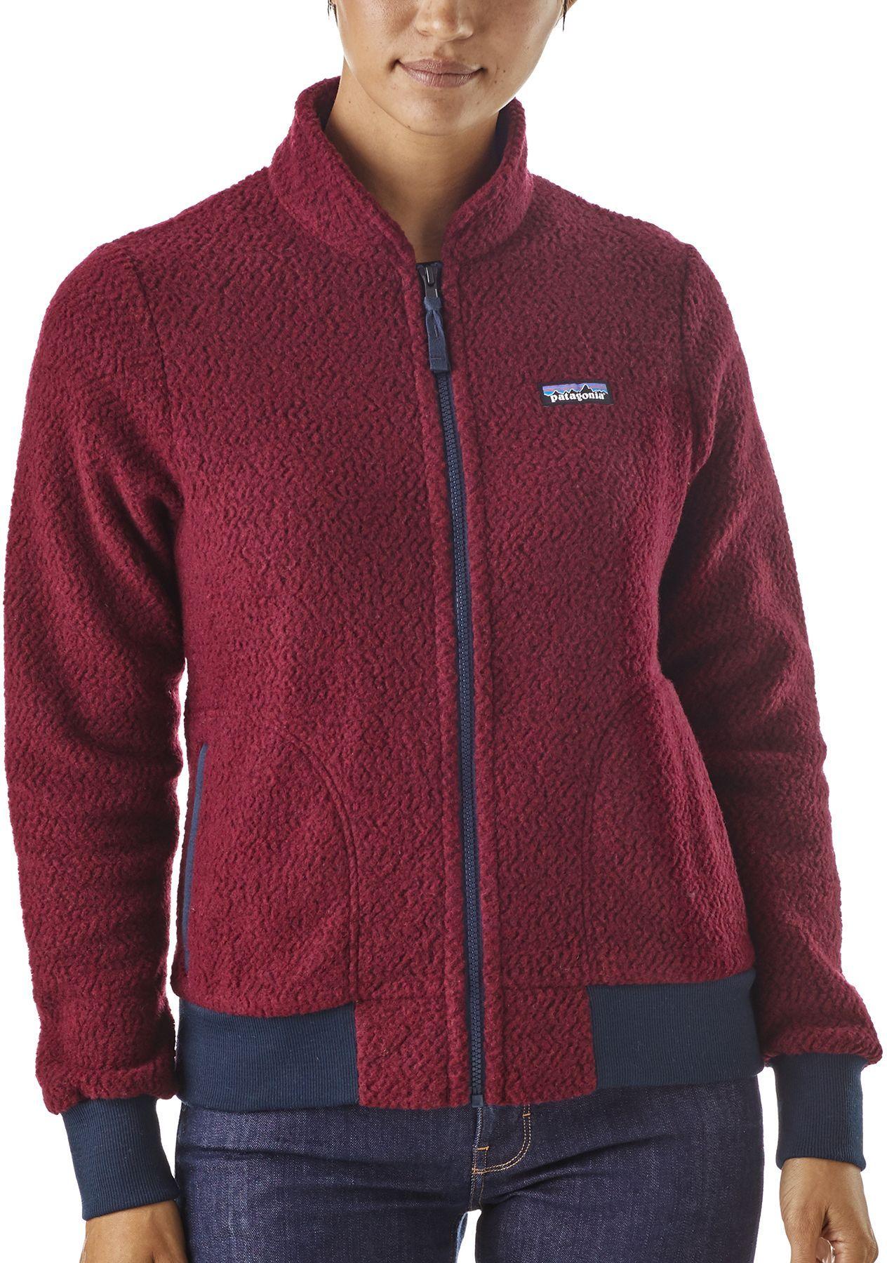 def508740ae12 Patagonia Women s Woolyester Fleece Jacket
