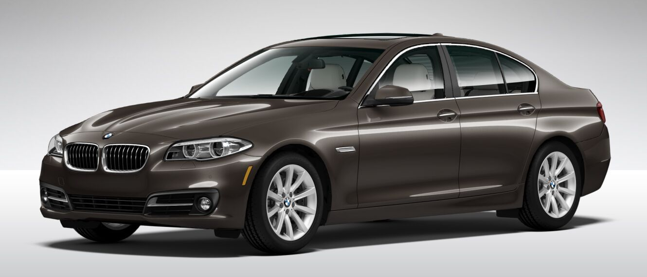 Build Your Own 2015 Bmw 535i Sedan Jatoba Brown Over Silk Gray