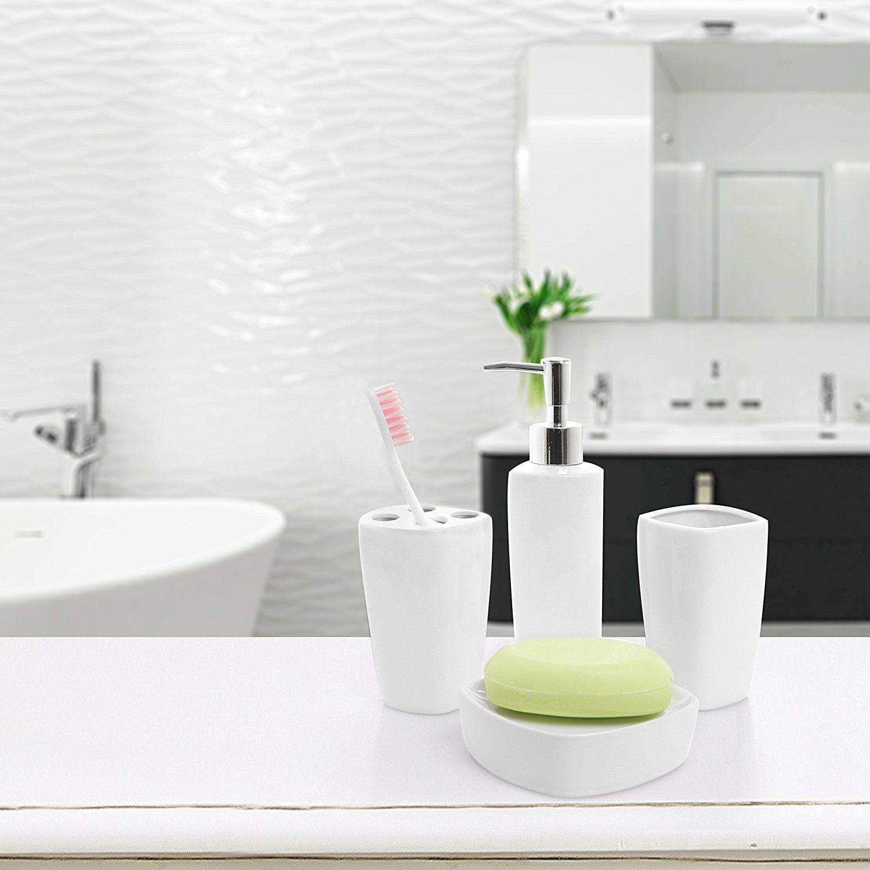 Keramik Bad Zubehor Sets Mit Bildern Tolle Badezimmer Keramik Bad