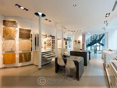 showroom raboni paris retail ceramic tiles showroom showroom carrelage pinterest carrelage. Black Bedroom Furniture Sets. Home Design Ideas