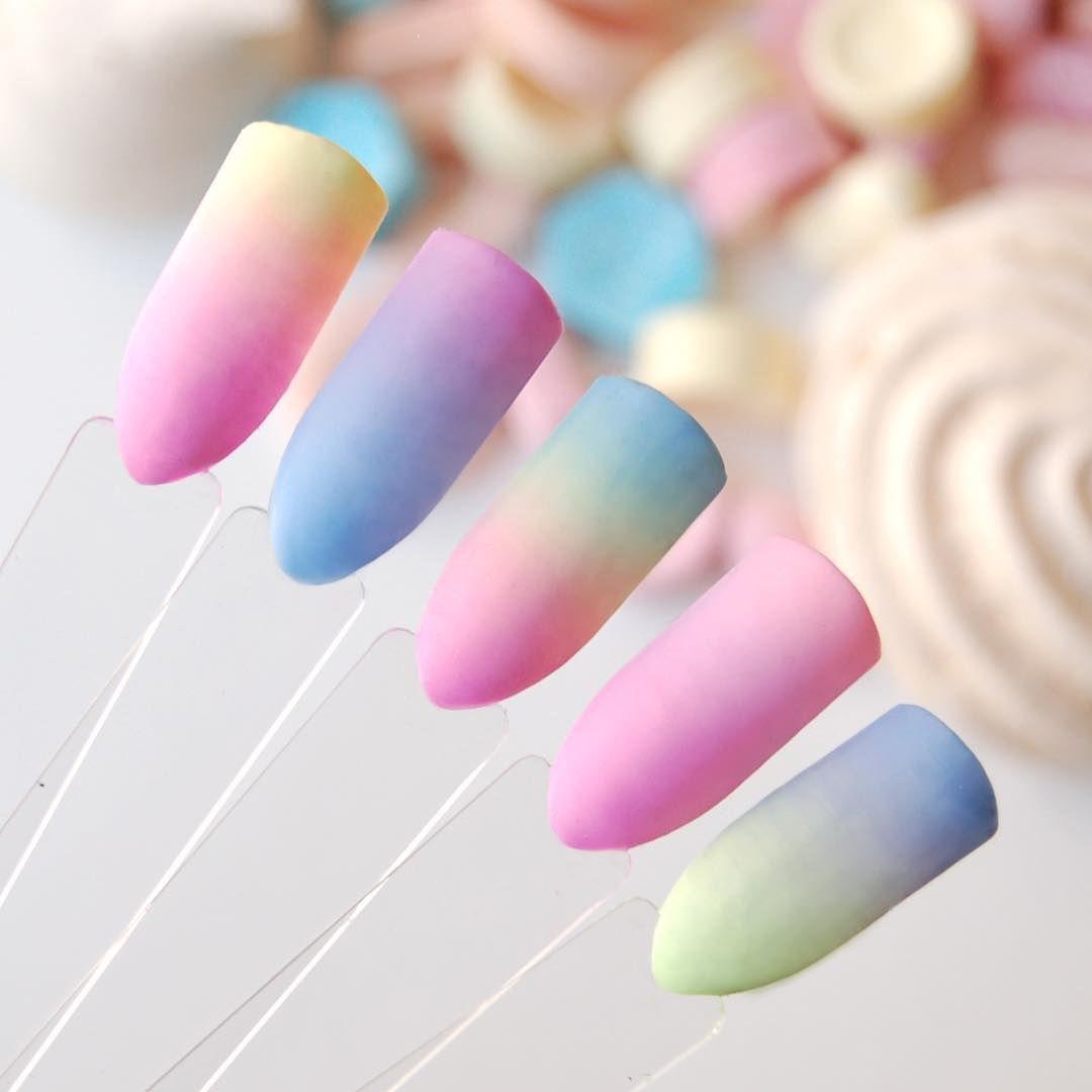 Kolorowe Paznokcie Hybrydowe Delicious By Joanna Krupa Neonail