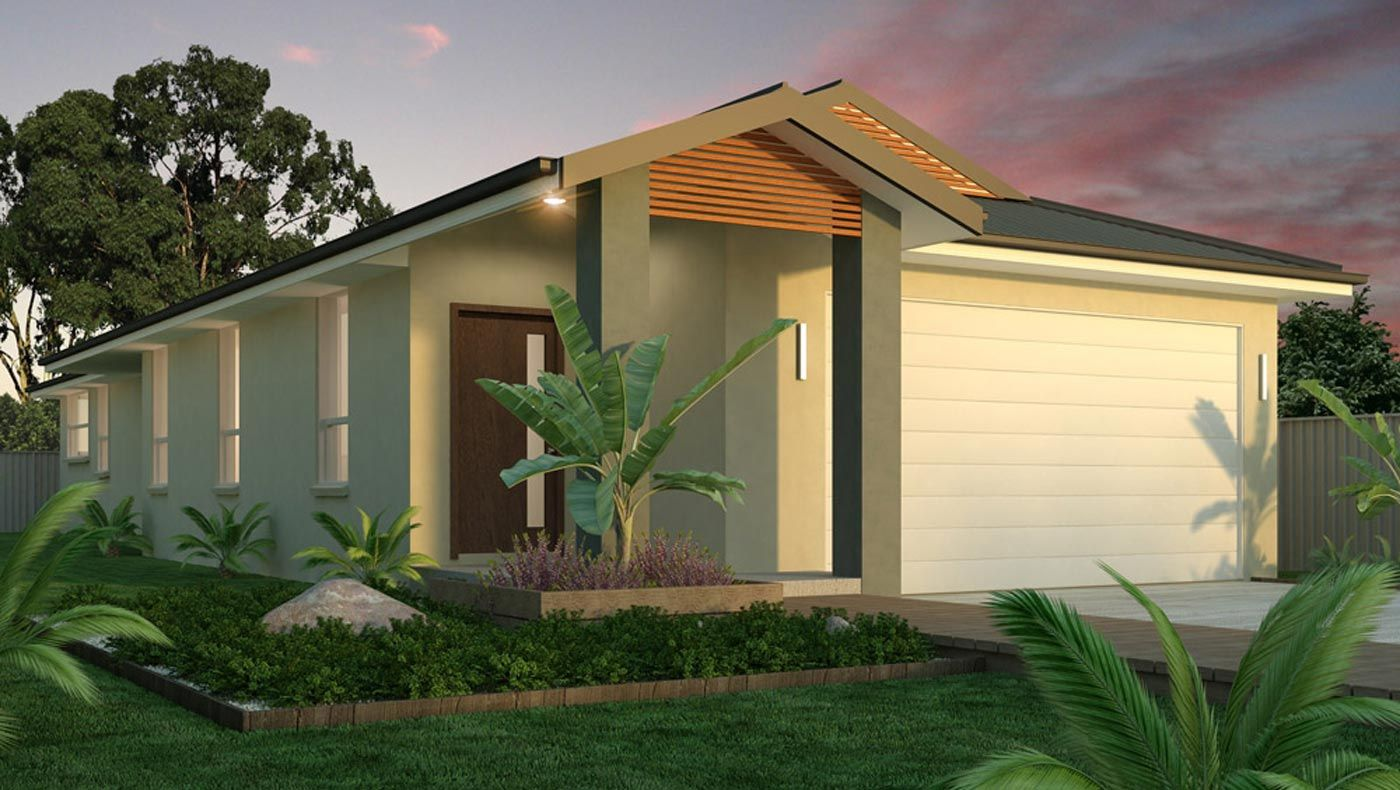 Gw Homes saba is a stylish affordable low set home designgw homes, the