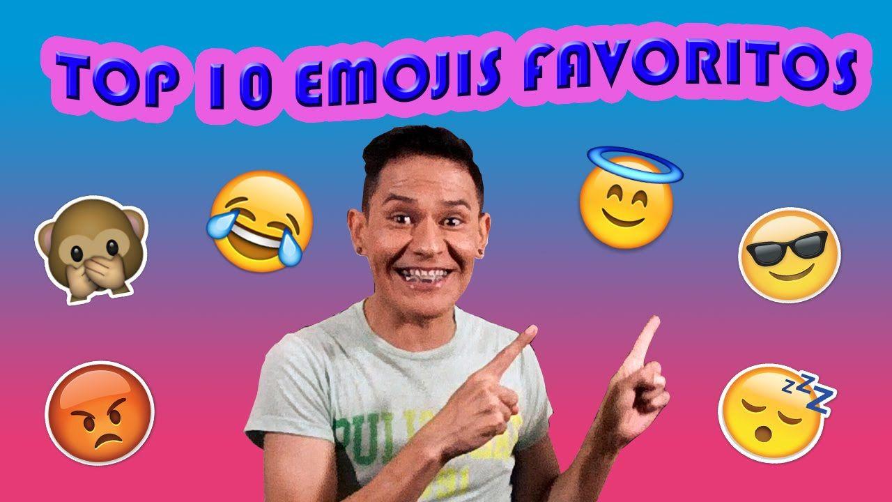 Top 10 Emojis Favoritos