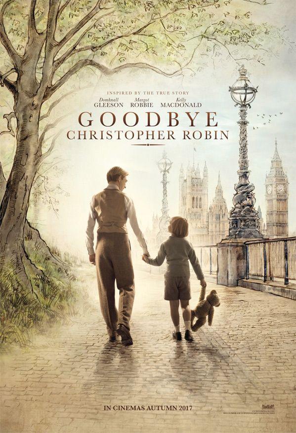 Goodbye Christopher Robin Poster Christopher robin movie