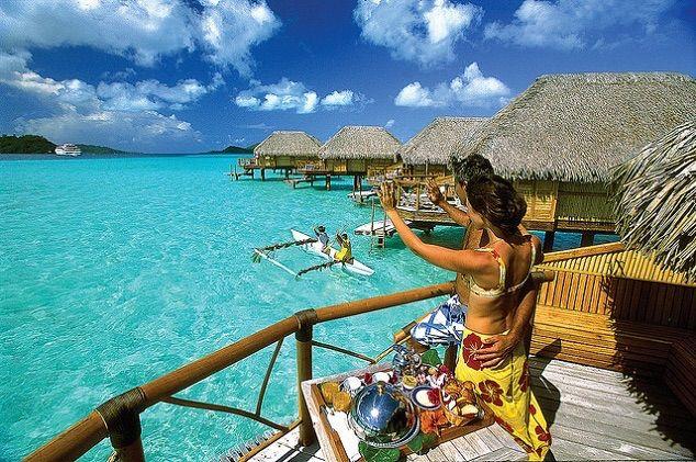 Bora Pearl Beach Resort Spa Premium Overwater Bungalow