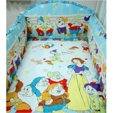 Neverland Crib Bedding
