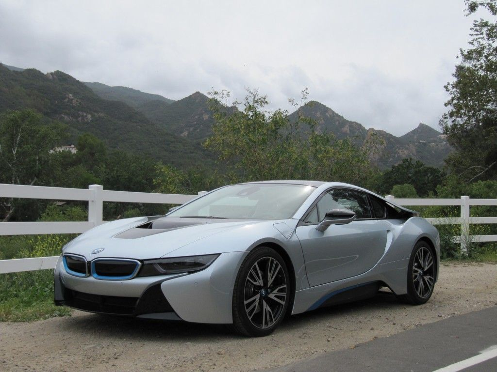 Sexy bmw i8 plug in hybrid falls to sticker price as dealer markups wane