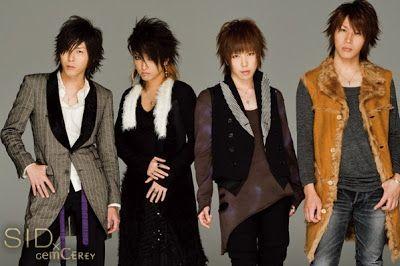 SID (Japanese Band) | ルースニャンのブログへようこそ!