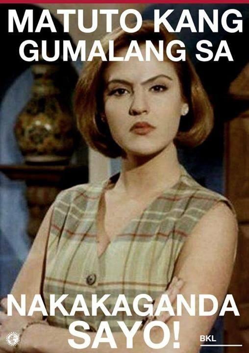 Funny Memes Tagalog Princess Sarah : Senyora santiba�ez on tagalog quotes and memes