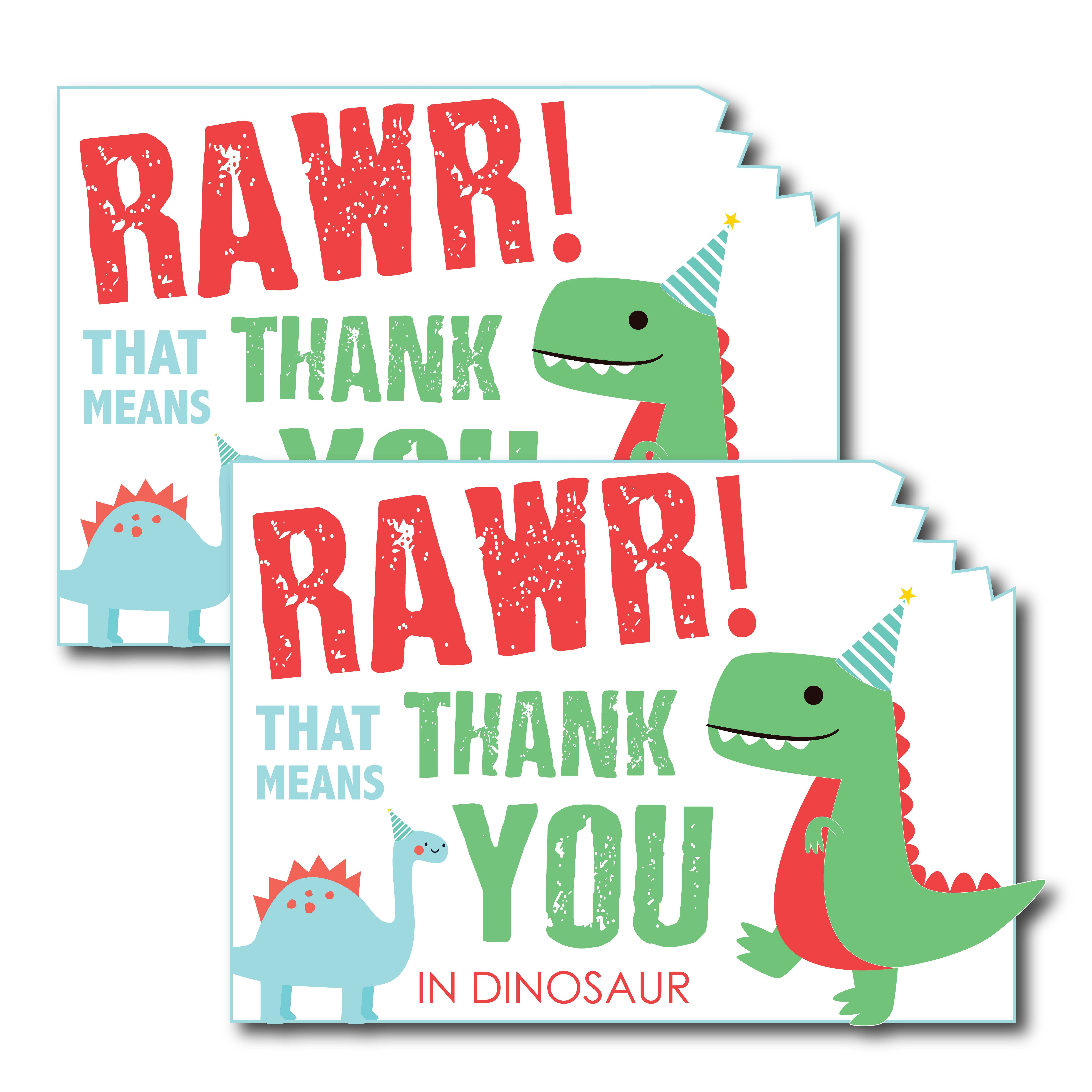 Dinosaur Archives Funeral Thank You Cards Thank You Card Design Thank You Cards