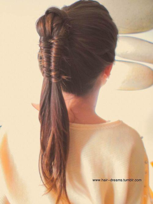 Figure 8 Braid High Ponytail Futuristic Hair Styles Braids Hair