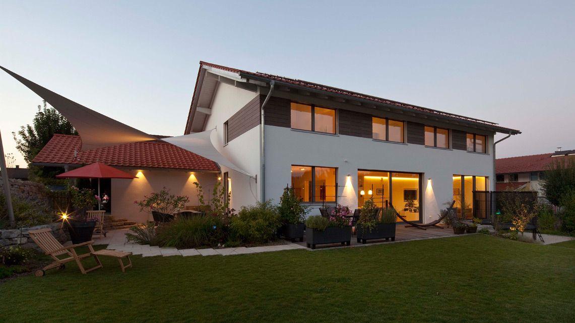 Einfamilienhaus in Truchtlaching • Holzhaus